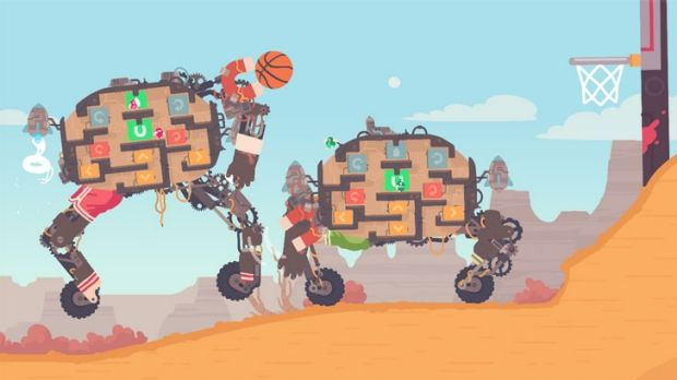 <i>Regular Human Basketball</i> won over fans in the Indie section PAX Australia in Melbourne.