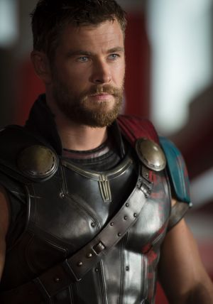 Chris Hemsworth is Thor.
