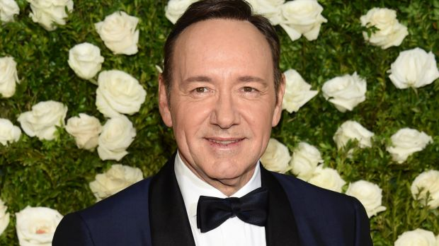 Kevin Spacey says Rapp's accusation'has encouraged me to address other things about my life'.