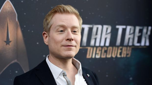 Anthony Rapp says the entertainment industry is changing.