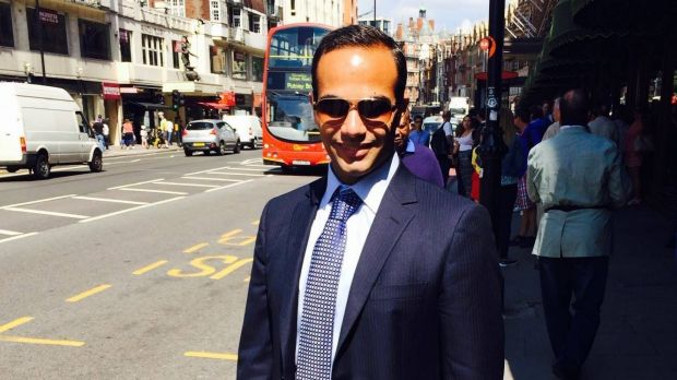 Donald Trump called George Papadopoulos, a former foreign policy adviser, a proven liar.
