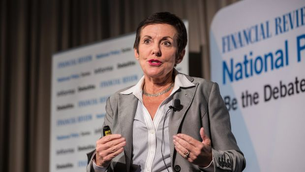 Kate Carnell AO, Small Business and Family Enterprise Ombudsman, is concerned about discrimination by banks against ...