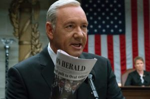 Kevin Spacey has been dropped from House Of Cards over sexual misconduct allegations.