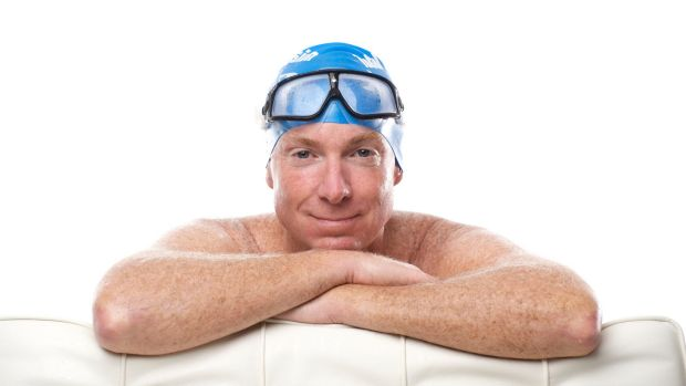 Terry Laughlin developed new swimming technique