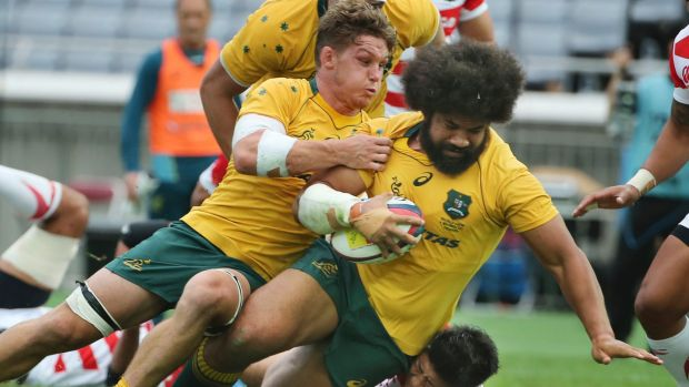 Although Polota-Nau will take his services to the northern hemisphere, he is still very much within Michael Cheika's ...