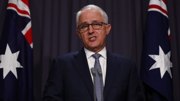 Prime Minister Malcolm Turnbull will speak shortly after the results are announced.