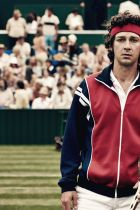 Headbands rule: Shia LaBeouf as John McEnroe and Sverrir Gudnason as Bjorn Borg.