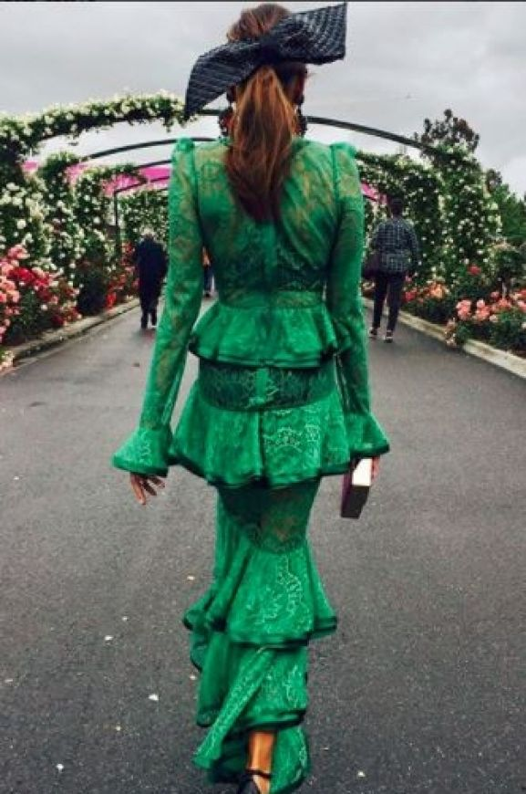 Melbourne Cup 2017 Best Fashion On The Field