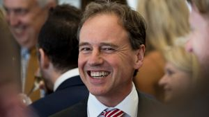 """There had been """"good dialogue"""" with Health Minister Greg Hunt."""