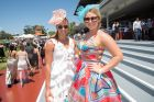 Melbourne Cup day at Ascot.