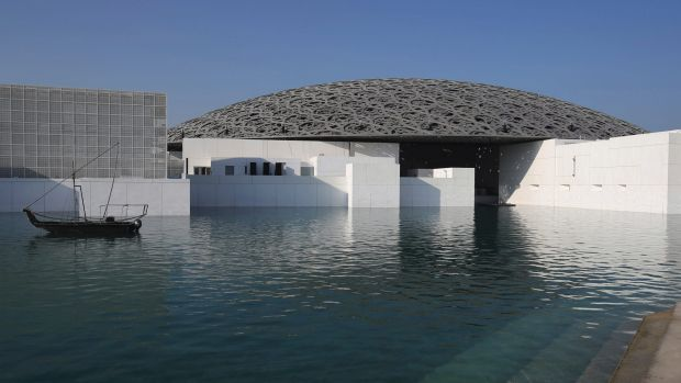 The Louvre Abu Dhabi is preparing its grand opening after a decade-long wait and questions over labourers rights.