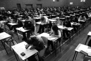 PETER WELLS 22.8.00 EDUCATION CATRIONA JACKSON YEAR 12 STUDENTS SIT THE AST AT NARRABUNDAH COLLEGE Canberra Times ...