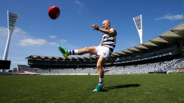 Homecoming: Gary Ablett is back where he started