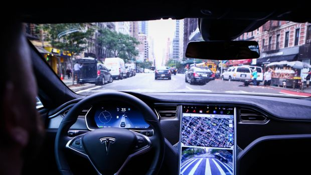 Driverless vehicles promise less tension for some, unemployment for others.