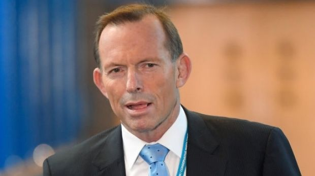 Former prime minister Tony Abbott has championed the cause for the No campaign.