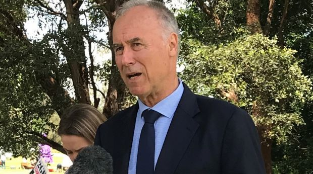 John Alexander, Liberal MP for Bennelong, has stood down, triggering a byelection in his seat.
