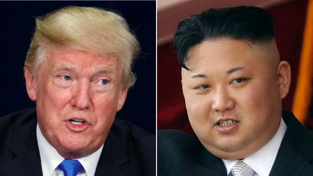 Donald Trump has agreed to meet Kim Jong-un, the South Korean envoy announced at the White House.