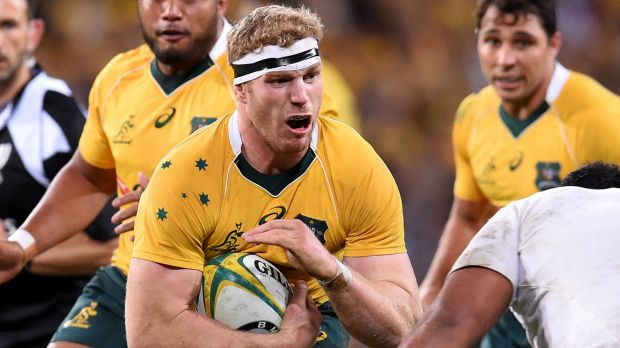Wallabies star David Pocock is thrilled that more than three-quarters of rugby fans support his code's public backing of ...