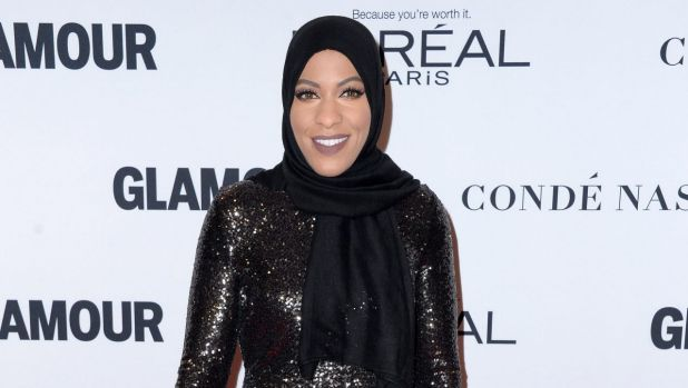 "Ibtihaj Muhammad was incredibly ""humbled"" by the honour."