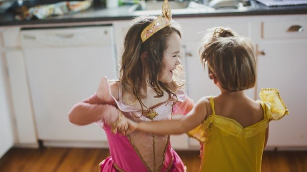 Learning to accept my daughter's obsession with Disney princesses