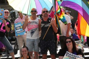 Same-sex marriage may be legal by Christmas after $$ per cent of Australians voted Yes in the historic postal survey.