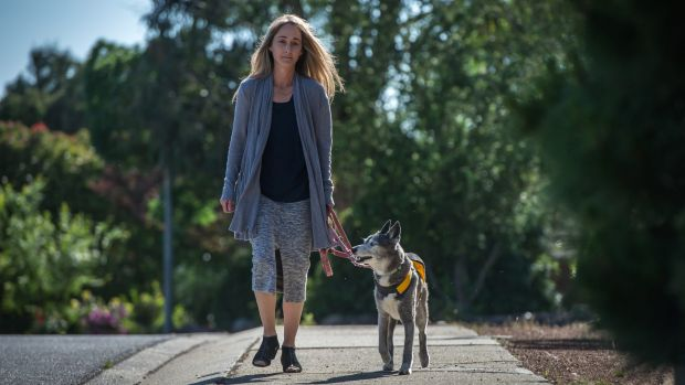 Stirling dog-attack victim Livia Auer says she believes the dog owners claimed diplomatic immunity. She is taking legal ...