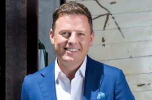Channel Nine presenter Ben Fordham.