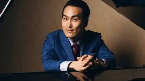 "Grace hotel pianist Michael Roh: ""I want other pianists to have the same opportunity I am having."""