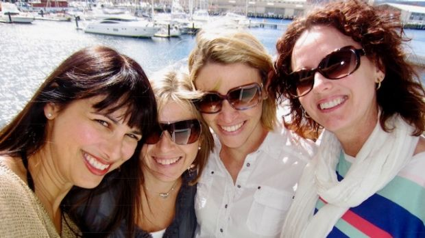 'We laugh and cry': Why an annual weekend away is a mainstay for some female friendships