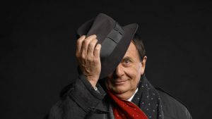 Barry Humphries.