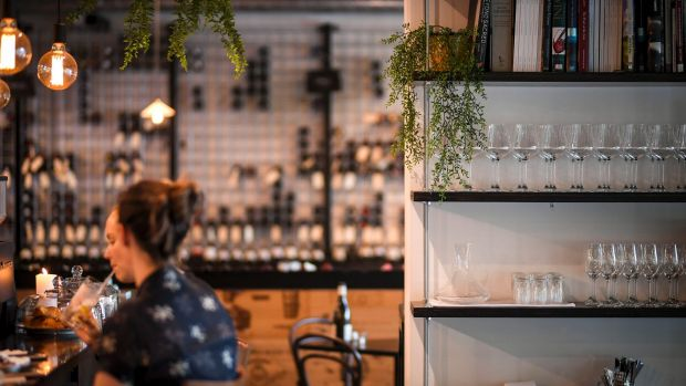 Comptoir bar delivers – from early espresso to nightcap