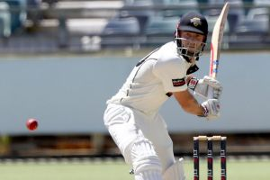Shaun Marsh is a controversial pick for the Australian test team.