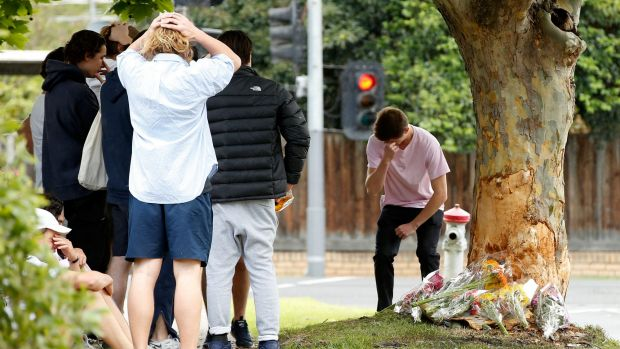 St Kevin's College Student Identifies As Teenager Who Died In Malvern East Car Crash