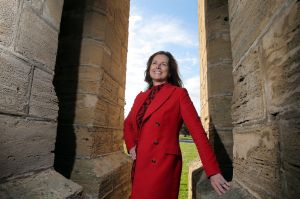 Naomi Simson. Pictured - TV host and Red Balloon founder Naomi Simson is in Warrnambool to conduct talks as part of the ...