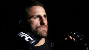 Winning streak: Alex Volkanovski will take on New Zealand's Shane Young in his third fight in the UFC.