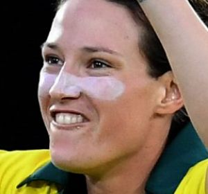Australian quick Megan Schutt wants to sweep England at Manuka Oval