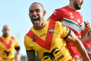 """There's always fighting but when the Kumuls play, everyone is Kumuls"": Paul Aiton."