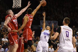 The NBL need to take more games into regional areas, according to league owner Larry Kestelman.