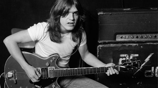 Australian guitarist and AC/DC co-founder Malcolm Young has died aged 64.