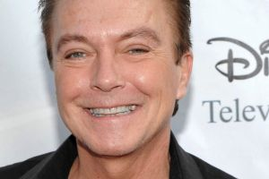 David Cassidy in 2009.