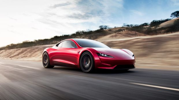 Elon Musk says the car will be hurtling through space for 'billions of years' - if it doesn''t explode on ascent.
