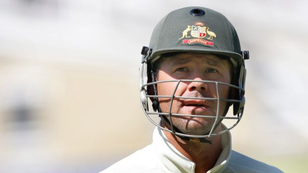 Didn't make the cut of our Ashes best XI: Ricky Ponting.