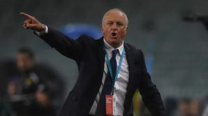 Sydney FC coach Graham Arnold has a track record of winning trophies and titles.