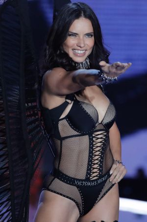 Adriana Lima says she will no longer take her clothes off for Victoria Secret