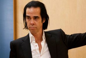 Nick Cave has drawn criticism from activists for his current tour of Israel.