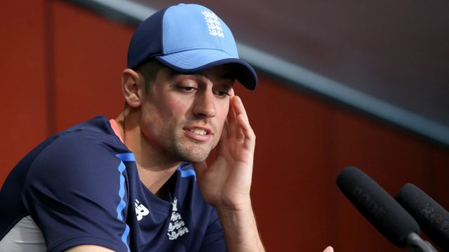 """Alastair Cook: """"In one sense, it's a bit irrelevant what happened four years ago."""""""