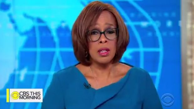 Gayle King, Rose's morning co-host, addressed the allegations live on air.