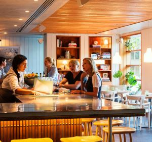Hotel Centennial is one of the most glamorous pubs in the eastern suburbs.