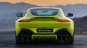 The new Aston Martin Vantage is expected to topple Porsche's reign.