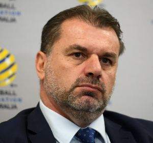Ange Postecoglou coached the Socceroos all the way to the World Cup, only to resign right when his side can at last see ...